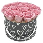 Deluxe Light Pink Roses