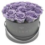 Heinau Signature Roses Box (Light Grey)